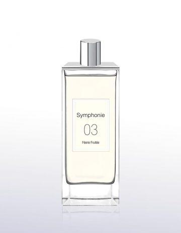 SYMPHONIE 03 FÉÉRIE FRUITÉE
